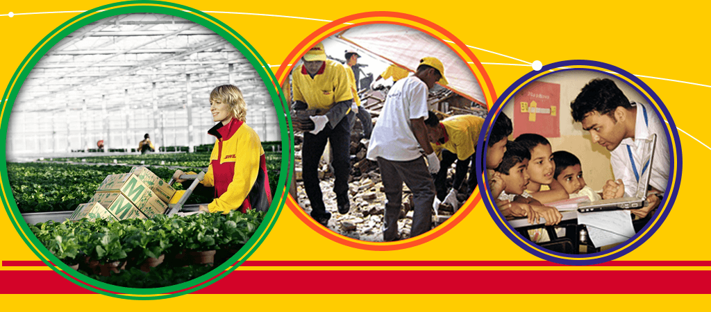 corporate social responsibility at dhl Registration is filling up for the 2018 dhl forum june 11-12,  dp dhl group evp for corporate communications and social responsibility.